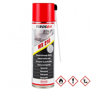 Teroson Multi Wax Spray Konservierungswachs für Fahrzeuge 500ml