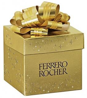 Ferrero Rocher Mini Geschenkbox 4er Pack (4 x 100 g)