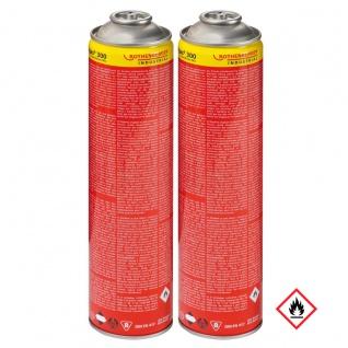 Rothenberger Multigas 300 Schraubkartuschen Vorteilspack 2x600ml