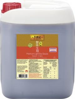 Sojasauce Hell Premium Produkt von Lee Kum Kee Inhalt 8000ml