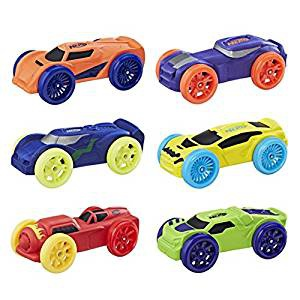 Hasbro Nerf Nitro Soft Racer (6 Stück)