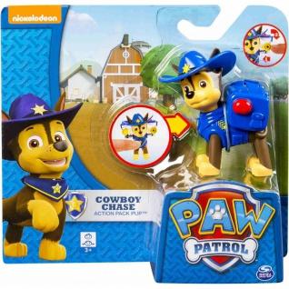 Amigo Spin Master Paw Patrol Hero Pup Series Figuren für Kinder