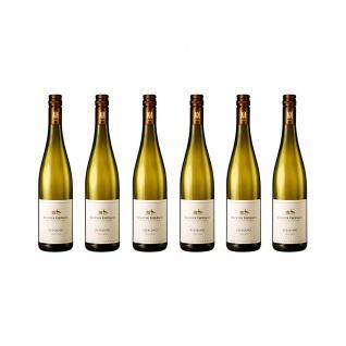 Kloster Eberbach Weißwein trockener aus Rieslingreben 750ml 6er Pack