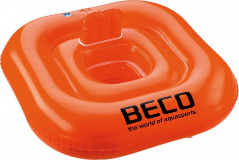 Schwimmsitz von BEMA Schwimmlernhilfe Kleinkinder orange bis 11kg