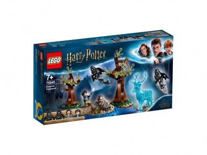 Lego Harry Potter 75945 Expecto Patronum für Kinder ab 7 Jahren