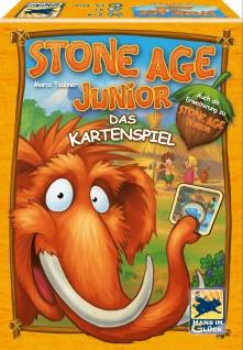 Stone Age Jr. Kartenspiel