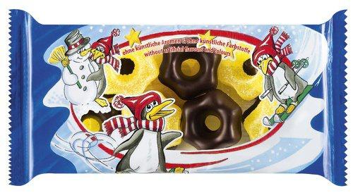 Riegelein Gelee Mischung gezuckert und mit Schokoladenüberzug 200g