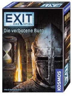 Spiel EXIT Verbotene Burg