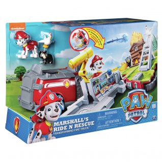 Amigo Spin Master Paw Patrol Roll n Rescue Vehicles für Kinder