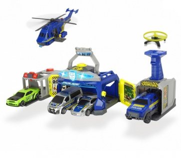 Dickie Toys 203719011 Ultimate Police Headquarter ab 3 Jahren