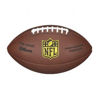 Wilson NFL Duke Replica Composite Football Official für Kinder