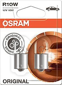 Osram 5008 KFZ Gluehlampe Kugel 10 W