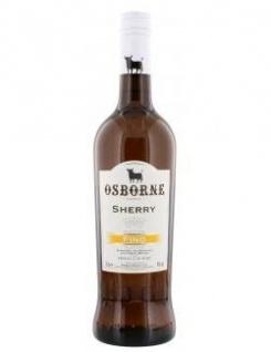 Osborne Sherry Fino 0, 75l