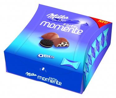Milka Zarte Momente Schokoladenmix Alpenmilchschokolade 169g