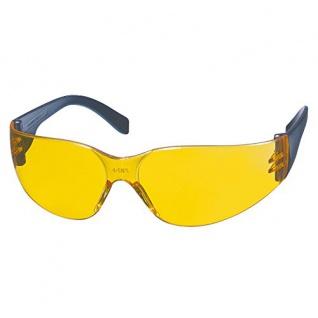 KWB 49378610?Schutzbrillen, CD Rahmen gelb Objektiv Anti-Fog-Polycarbonat, UV 400Schutz, optischer Grad 1