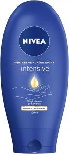 Nivea Handcreme Care mit Mandel Öl 24h intensive Pflege 100ml 3er Pack