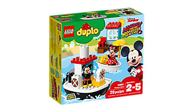 LEGO Duplo Set 10881 Disney Mickys Bootsparade and the Roadster Racers