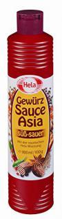 Hela Asia Gewürz Sauce 800ml 6er Pack