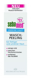 Sebamed Unreine Haut Wasch-Peeling, 100 ml