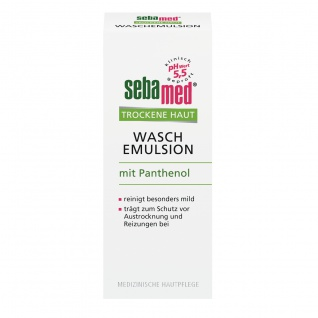 Sebamed Waschemulsion für trockene Haut reinigt besonders mild 200ml
