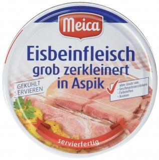 Meica Eisbeinfleisch in Aspik grob zerkleinert 200g 6er Pack