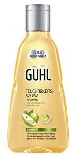 Guhl Feuchtigkeits- Aufbau Shampoo, 4er Pack (4 x 250 ml)