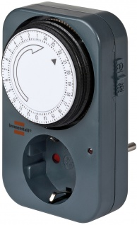Mechanische Tageszeitschaltuhr MZ 20