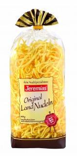 Jeremias Schwäbische Spätzle, Gourmet Frischei-Landnudeln, 2er Pack (2 x 500 g Beutel)