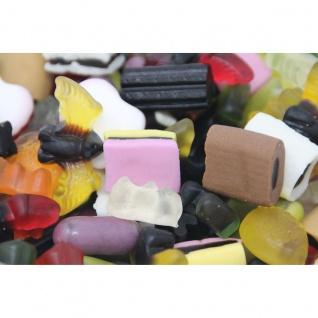 Fruchtgummi Lakritz Mix Mischung aus Lakritz und Fruchtgummi 175g