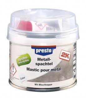 Prestolith alu Metallspachtel 1000g
