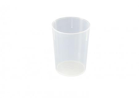 Waca Schnabelbecher Unterteil Transparent opak Trinkhilfe 1 Stück