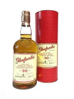 Glenfarclas Highland Malt Whisky 10 Years - 0.70 l
