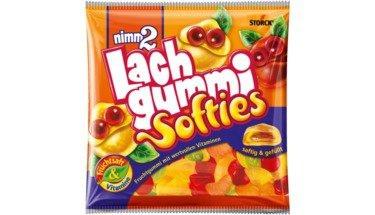 Storck nimm2 Lachgummi softies Fruchtgummi mit vitaminen 225g