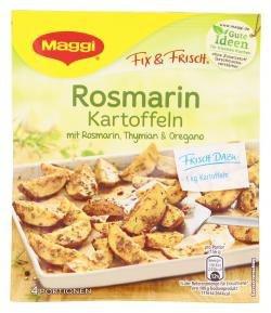 Maggi fix & frisch Rosmarin Kartoffeln