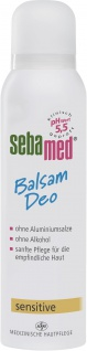 Sebamed Balsam Deo Sensitive Aerosol, 150 ml