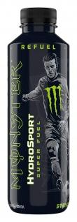 Monster Hydro Sport Striker Engery Drink Koffeinhaltig 650ml