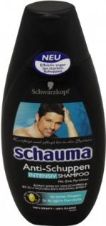 Schauma Anti-Schuppen Intensiv Shampoo, 400 ml