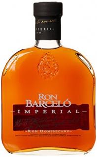 Barcelo Ron Imperial Dominicano Rum (1 x 0.7 l) in Geschenkverpackung
