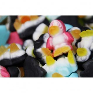 Trolli Pingummi aus Schaumzucker und Fruchtgummi weich fluffig 1000g