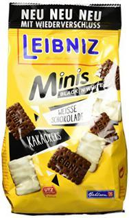 Leibniz Minis Black'n White, 6er Pack (6 x 125 g)