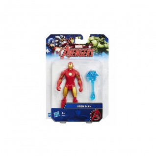 Hasbro Marvel Avengers All Star Actionfigur Iron Man Sammelfigur