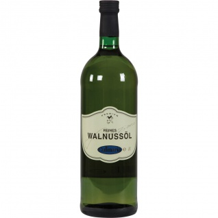 Culinaria Premium reines Walnusskernöl nussig im Geschmack 1000ml