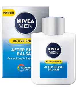 Nivea Men Active Energy 2in1 Balsam für die Haut 100ml 2er Pack