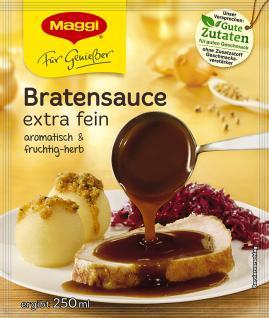 Maggi Für Genießer Braten-Sauce extra fein