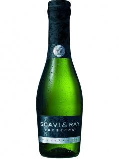 Scavi & Ray Prosecco Piccolo aus Deutschland 200ml 24er Pack