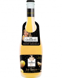 Die Geissens Secco Zitrone Ingwer 5, 9 Prozent Luxury Ice Secco 750ml