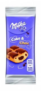 Milka Cake und Choc Menge:35g