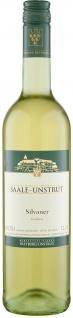 Winzervereinigung Freyburg Unstrut Silvaner QBA Weißwein trocken 750ml