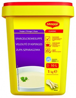 Spargelcremesuppe, 1er Pack (1 x 1000 g)