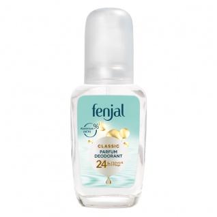 Fenjal Parfum Deodorant Classic Zerstäuber bis 24 Stunden 75ml